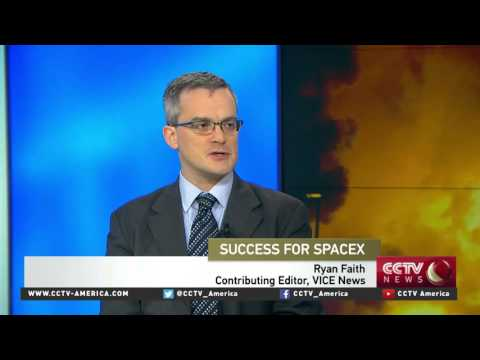 Contributing editor Ryan Faith on the SpaceX upright rocket launch-landing