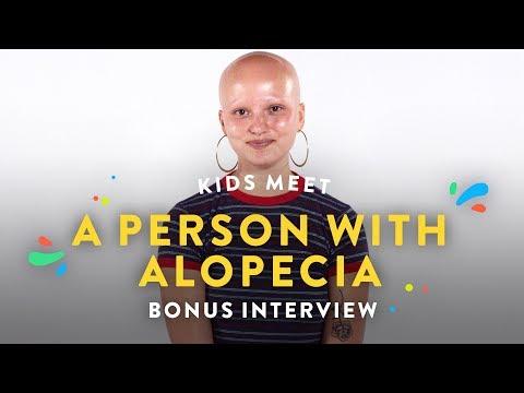 Kids Meet a Person with Alopecia (Bonus Interview) | Kids Meet | HiHo Kids