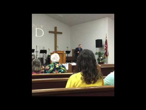 who is God? part 1 pastor Greg Brown