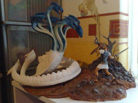 hydra model kit