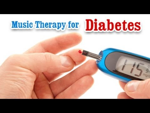 Music Therapy for Diabetes : Control and Cure Diabetes in English