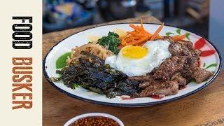 Bibimbap Recipe | Food Busker