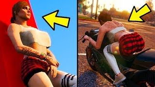 Why Playing As A Female Character Is BETTER In GTA 5 Online!
