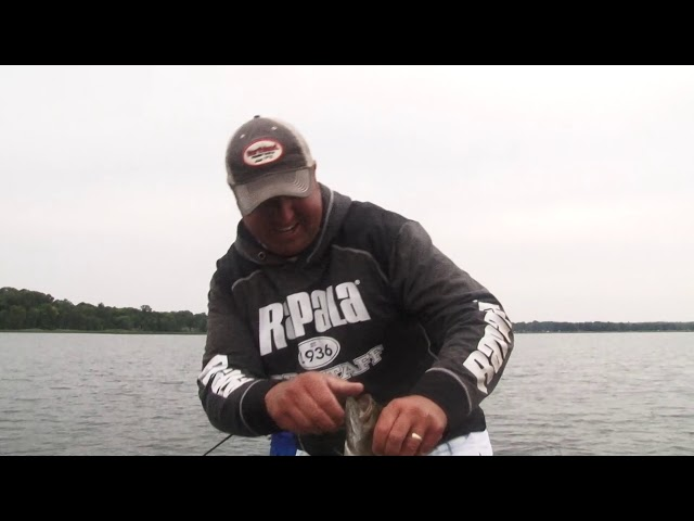 Tony Roach Fishing Report Mille Lacs Lake Mid August 2017