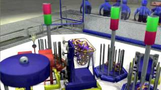 2009 FIRST Robotics Game - LUNACY