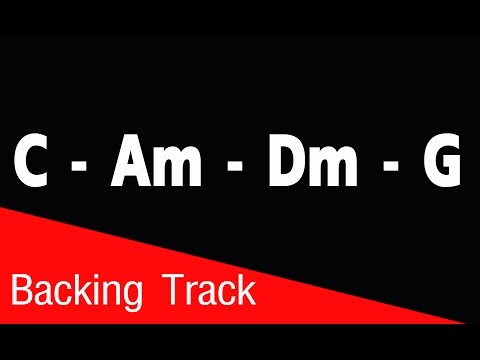 ฺBacking Track : C - Am - Dm - G    (S.Soul) Tempo = 80
