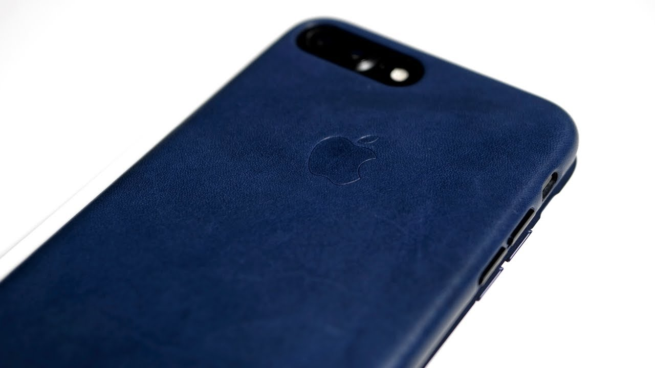iphone 7 leather case blue
