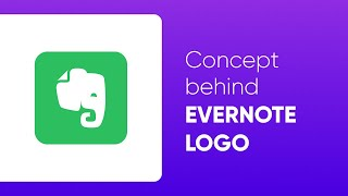 Hidden meaning behind the design of Evernote app logo