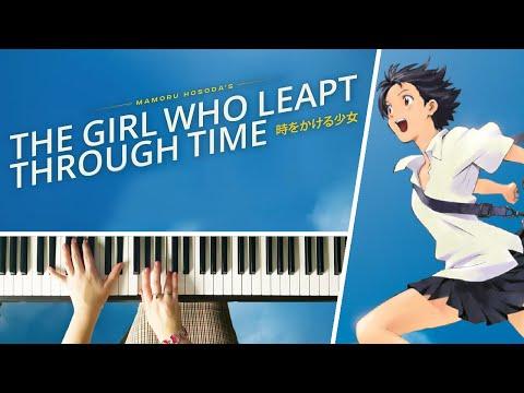 Kawaranai Mono from The Girl Who Leapt Through Time - Piano Cover