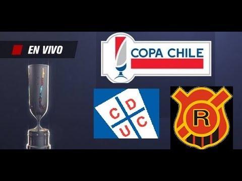 90 U CATOLICA 3 Rangers 1 COPA CHILE 2017