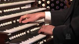 The Washington Post March (Organ Solo) - Mormon Tabernacle Choir