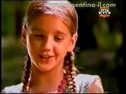 כוכבי קטנטנות סבסטיאן פרנסיני ונדיה די סלו מתארחים בערוץ הילדים ישראל