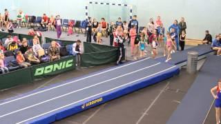 Чемпионат и первенство ПФО по прыжкам на батуте, двойном минитрампе и акробатической дорожке