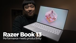 Razer Book 13 Review - Can It Handle CAD, 3D Modeling, Architecture, and Productivity Software?