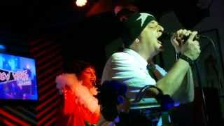Anything Box - Living In Oblivion LIVE HD (2014) New Wave Bar