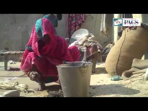 Anganwadi Shut in Bahuta Chakdahi, Uttar Pradesh - Video Volunteer Anil Kumar Reports