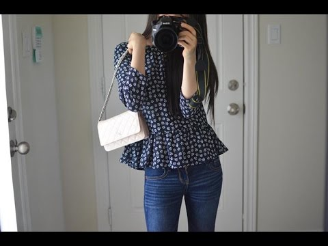 7e4e82d5c68f OOTD feat. the Chanel Wallet on Chain (WOC) in light patent pink (and black  caviar)