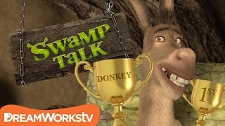 Who's The Charmingest Of Them All? | SWAMP TALK WITH SHREK AND DONKEY