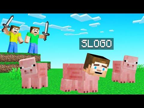 MORPH Speedrunner VS Hunters! (Minecraft)