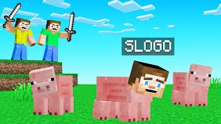 MORPH Speedrunner VS Hunters! (Minecraft)