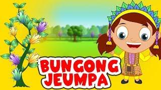 Bungong Jeumpa | Lagu Daerah Aceh | Budaya Indonesia | Lagu Anak TV