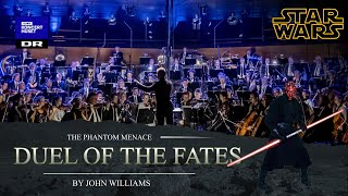 Star Wars Duel of the Fates // The Danish National Symphony Orchestra (Live)