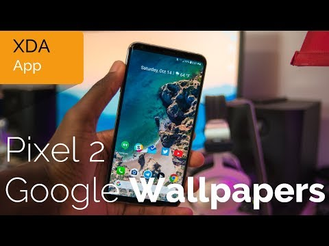 Pixel 2 Live Wallpapers Ported - YouTube