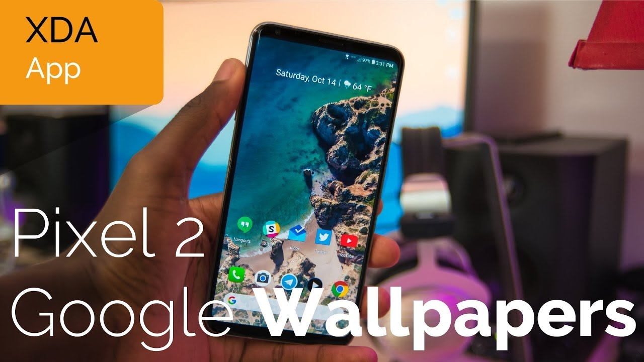 Pixel 2 Live Wallpapers Ported - YouTube
