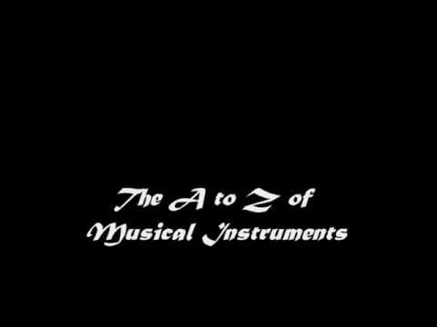 A to Z of Musical Instruments: I and J