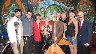 "Eve Lesov sings original song ""Dear Sun"" at Mod-Ren 14 Sep 2014"