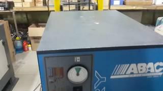 Осушитель холодильного типа ABAC DRY 60 Италия, б/у 2010 г.в., 32 000 рублей.(, 2016-10-10T09:56:23.000Z)