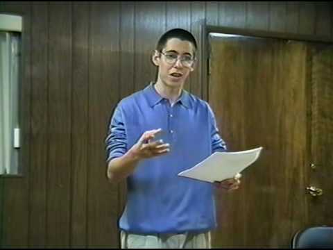 Freaks and Geeks audition, Bill Haverchuck Martin Starr