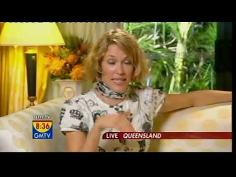 GMTV - Cerys Matthews out of the jungle (30.11.07)