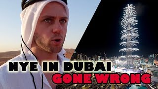 NYE IN DUBAI GONE WRONG