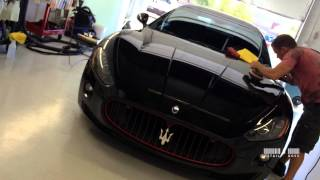 Detail Boss: Maserati Gran Turismo Paint Correction Makeover