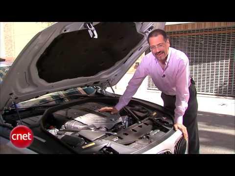 Car Tech 2009 BMW 750 Li review