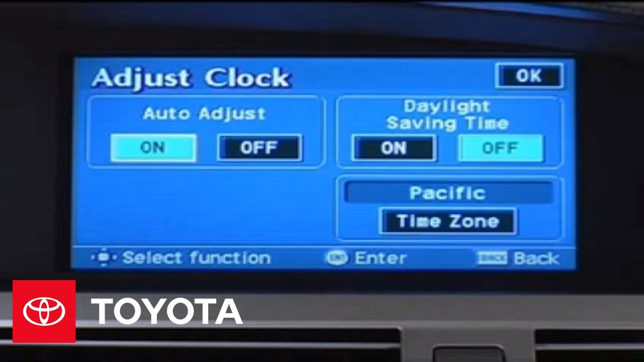 2005 2007 avalon how to clock toyota youtube rh youtube com 2006 Avalon 2006 Avalon