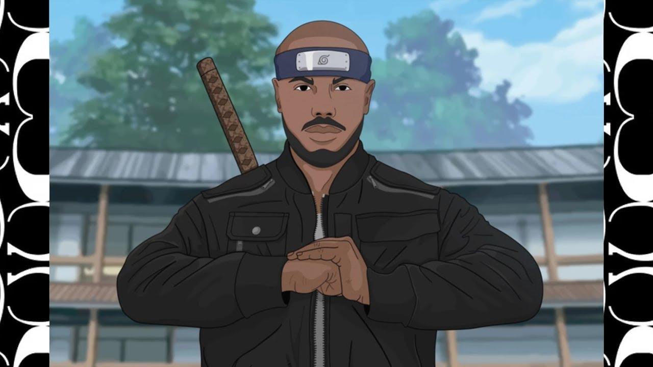 Michael B Jordan X Coach X Naruto Collection Breakdown Youtube