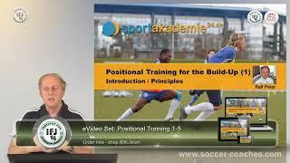 NEW: Seminar Series Positional Training (German Soccer Tactics)