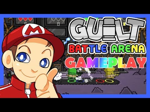 Guilt Battle Arena - Overview of Game Modes [Nintendo Switch]