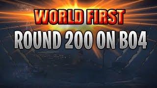 🔴 +242 BLOOD OF THE DEAD 🏆 WORLD RECORD ¿Conseguiré la ronda 255 el primero del mundo? MUSLOO