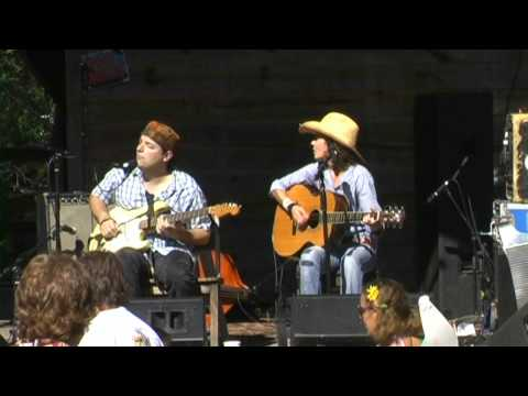 Jeb Puryear & Tara Nevins (Donna The Buffalo) - Silverlined