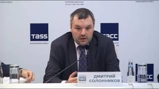 Итоговая пресс-конференция по результатам реализации проекта «Сделано в России»
