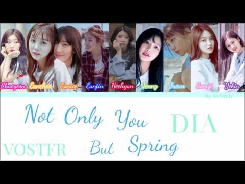 DIA (다이아) - Not Only You But Spring (VOSTFR/ROM)