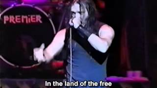 Iron Maiden - Man on the Edge (Live) - [Subtitle - English]