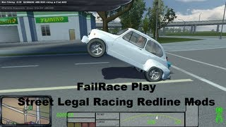 FailRace Play Street Legal Racing Redline Mods