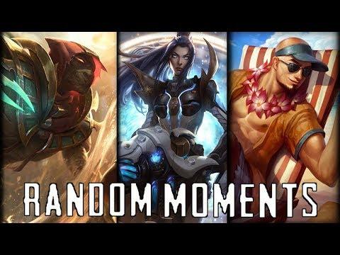 Random LoL Moments #26 | League Of Legends Mid