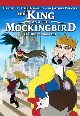 Image result for the king and the mockingbird 1980