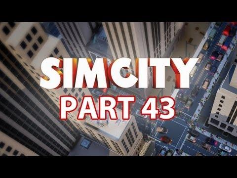 Sim City Walkthrough Part 43 - NEW Oil City (SimCity 5 2013 Gameplay)