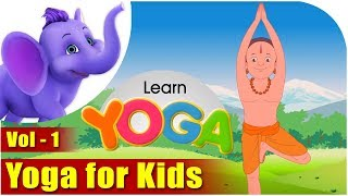 Yoga For Kids in Hindi - Vol 1 (All Standing Postures)